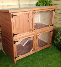 Outdoor Hutches