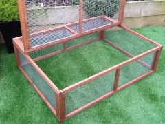 4ft x 3ft small guinea pig run